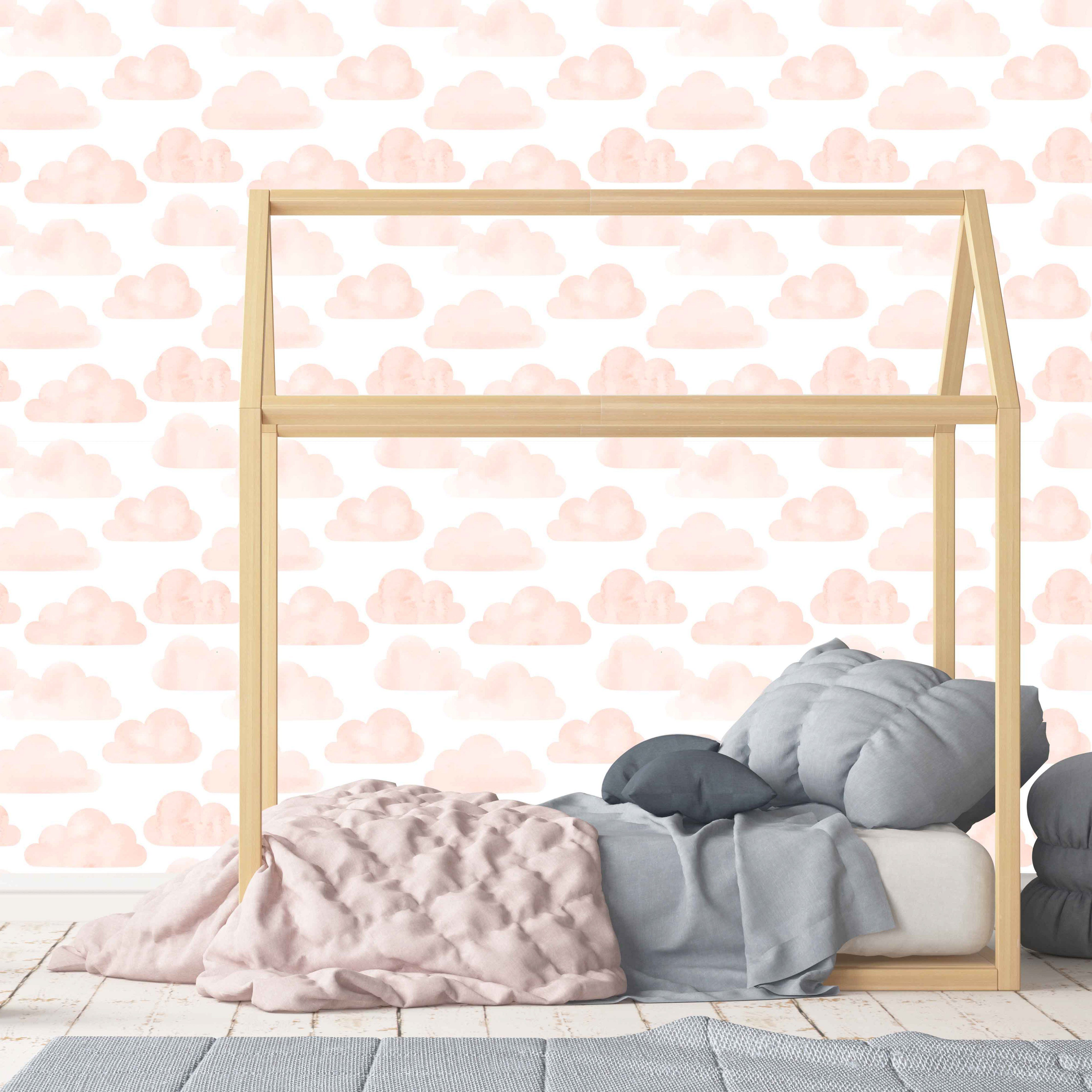 Skylar Wallpaper - Project Nursery