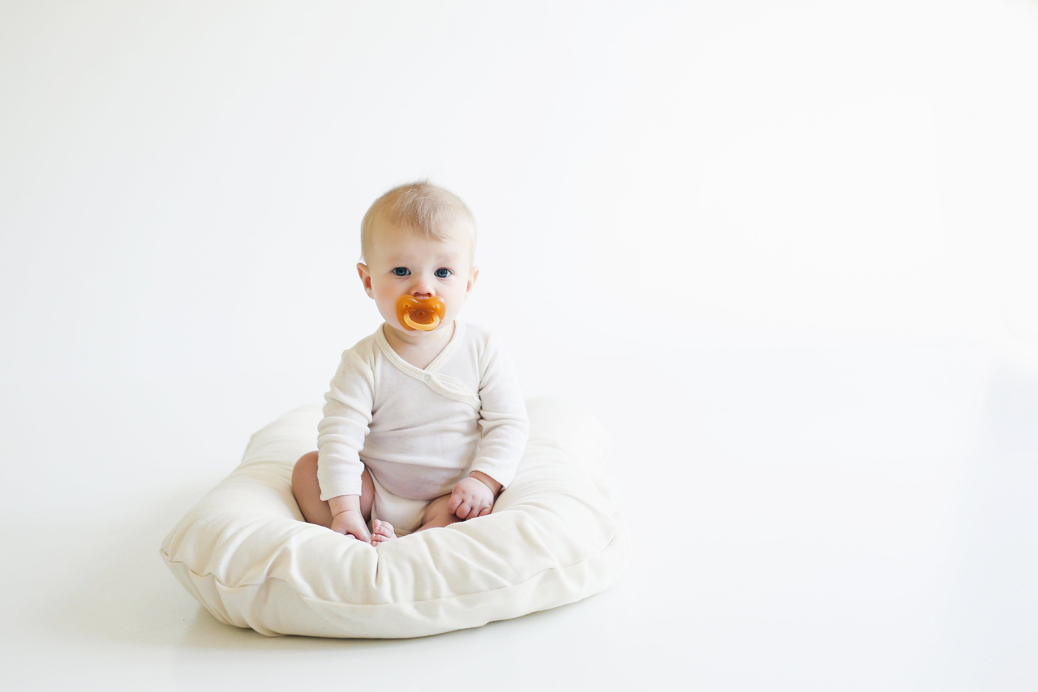 Snuggle Me Organic Lounger + Natural Cover - Project Nursery