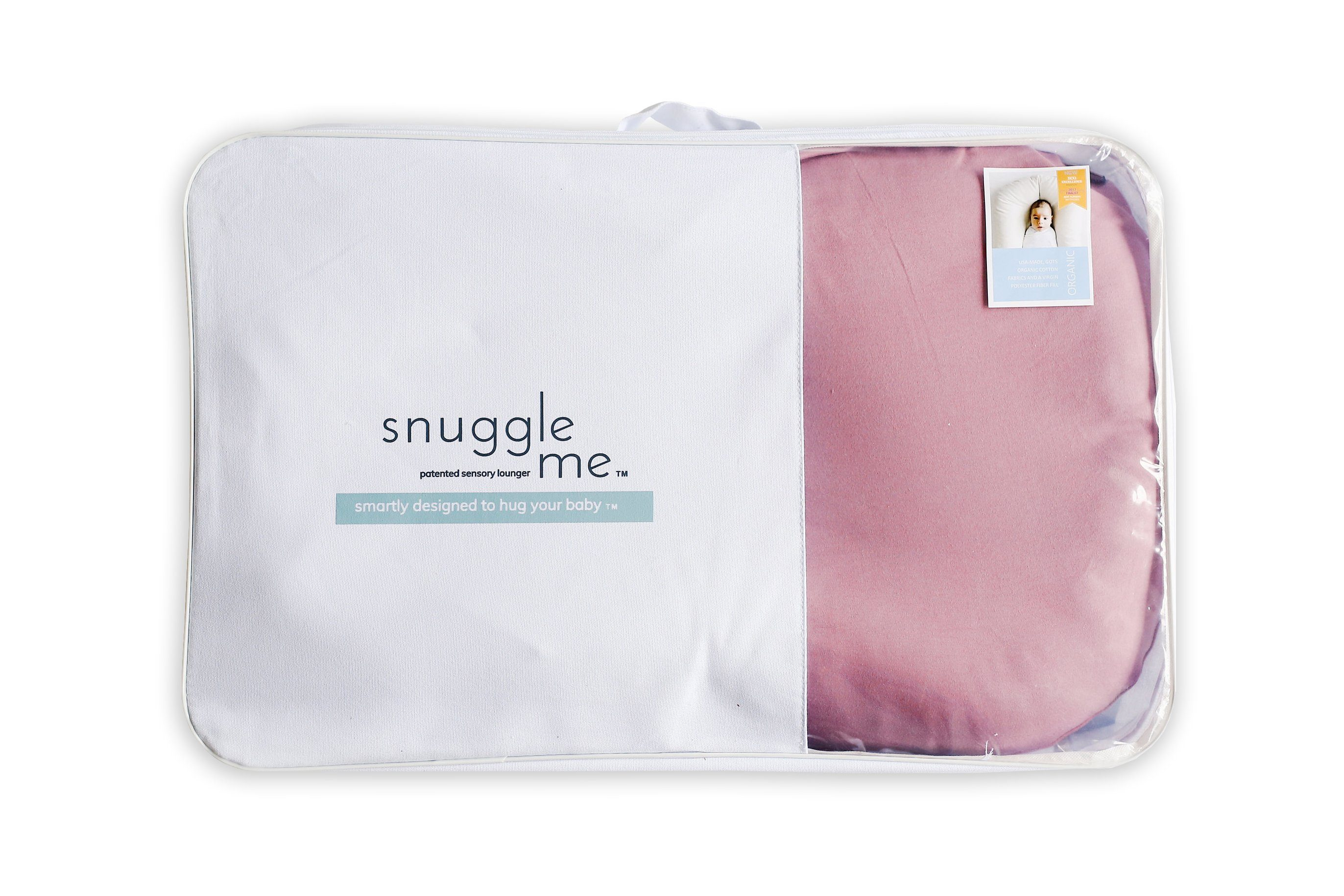 Snuggle Me Organic Lounger + Bloom Cover - Project Nursery