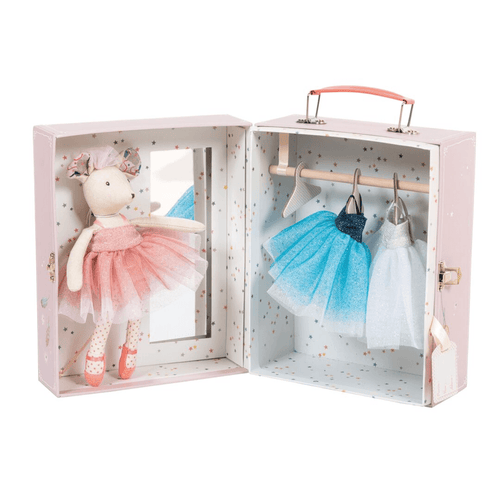 Ballerina Mouse Suitcase Set - Project Nursery