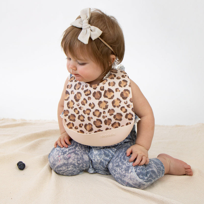 Lea Silicone Bib Set - Project Nursery