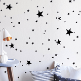 Scattered Stars Wall Decal  - The Project Nursery Shop