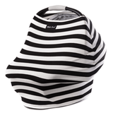 Milk Snob Car Seat Cover Stripe - The Project Nursery Shop - 2