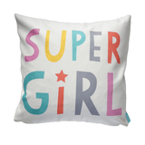 Super Girl Pillow Cover  - The Project Nursery Shop