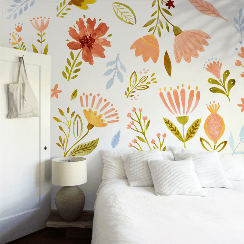 Superbloom Floral Decals - Project Nursery