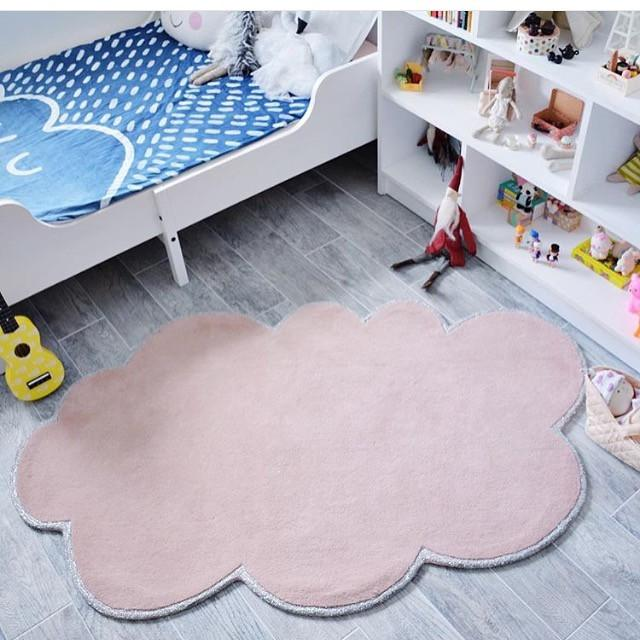 Silver Lining Cloud Rug  - The Project Nursery Shop - 13