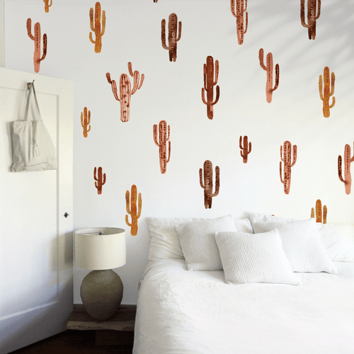 Cactus Decals - Project Nursery