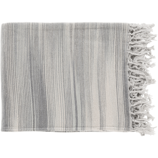Tanga Throw Gray - The Project Nursery Shop - 2