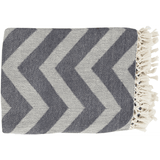 Thacker Throw Charcoal - The Project Nursery Shop - 2