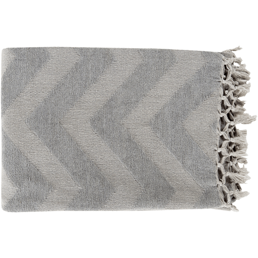 Thacker Throw Light Gray - The Project Nursery Shop - 3