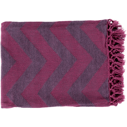 Thacker Throw Magenta - The Project Nursery Shop - 4
