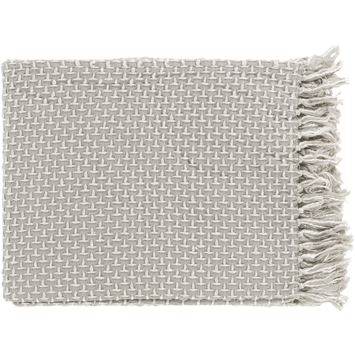 Tierney Throw Gray - The Project Nursery Shop - 3