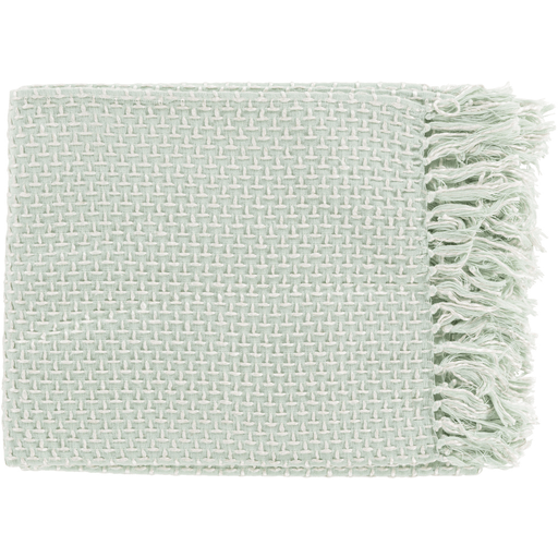 Tierney Throw Mint - The Project Nursery Shop - 6