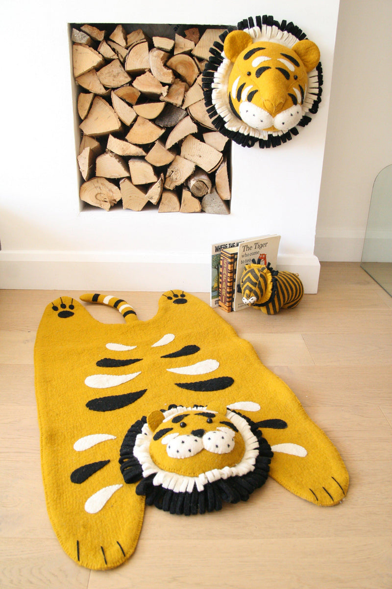 Tiger Rug - Project Nursery