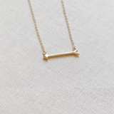 Tiny Arrow Necklace  - The Project Nursery Shop - 1