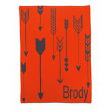 Tribal Arrows Blanket  - The Project Nursery Shop - 1
