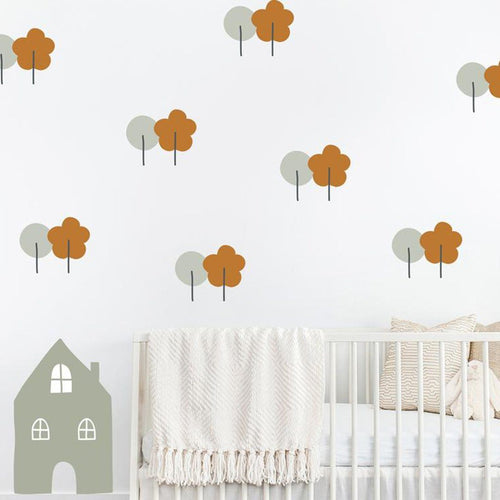 Heidi Wall Decal Set Wall Decals Loomwell