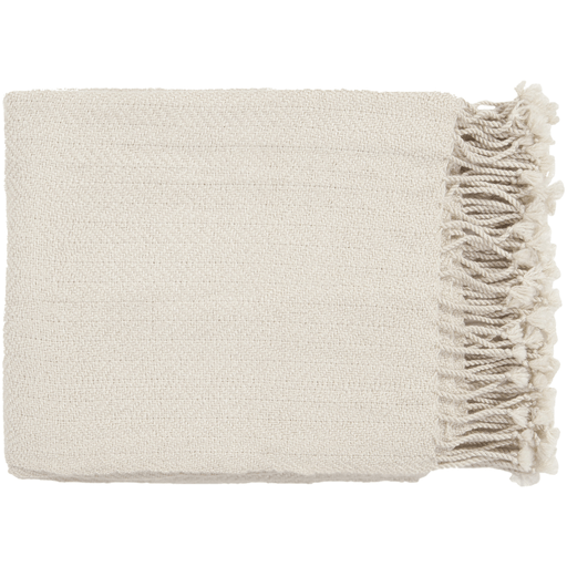 Turner Throw Ivory - The Project Nursery Shop - 2