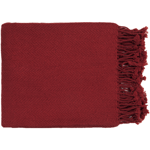 Turner Throw Red - The Project Nursery Shop - 6