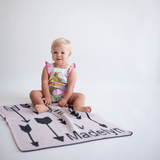 Tribal Arrows Blanket  - The Project Nursery Shop - 4