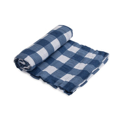 Jack Plaid Swaddle - Project Nursery
