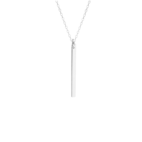 Vertical Bar Necklace - Project Nursery
