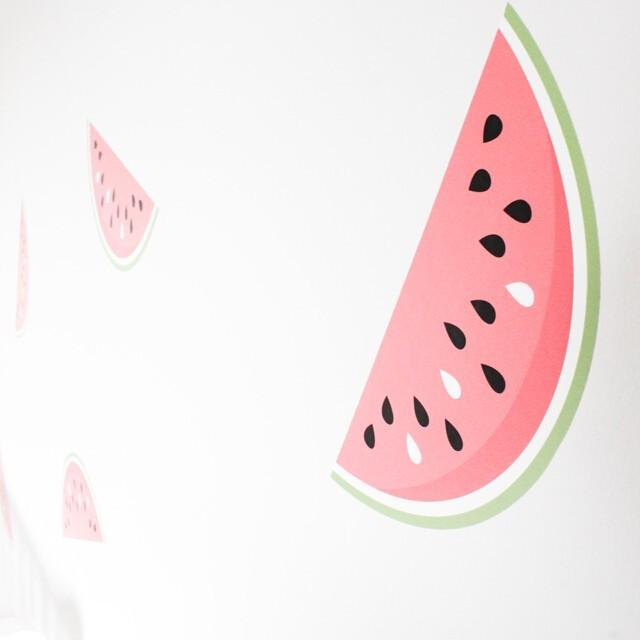 Watermelon Wall Decals - Project Nursery