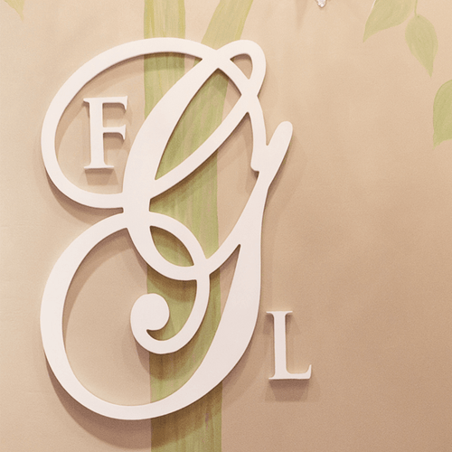 Wood Wall Monogram - Project Nursery