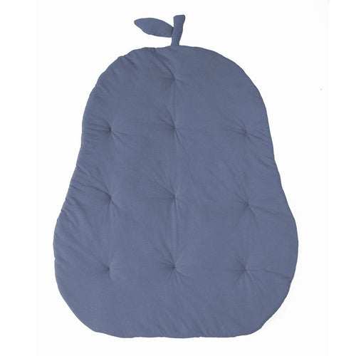 Pear Play Pad - Indigo - Project Nursery