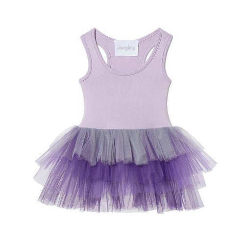 Ombre Tutu Leotard - Harlow Purple - Project Nursery