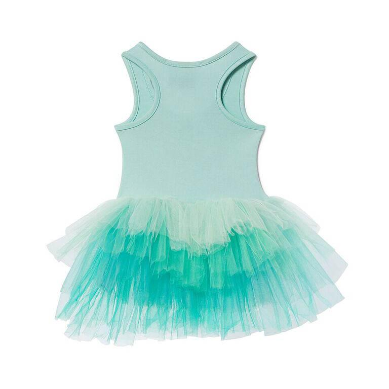 Ombre Tutu Leotard - Hazel Teal - Project Nursery