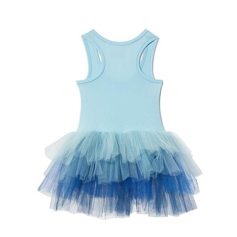 Ombre Tutu Leotard - Honor Blue - Project Nursery