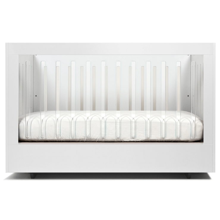 ROH Crib White - The Project Nursery Shop - 1