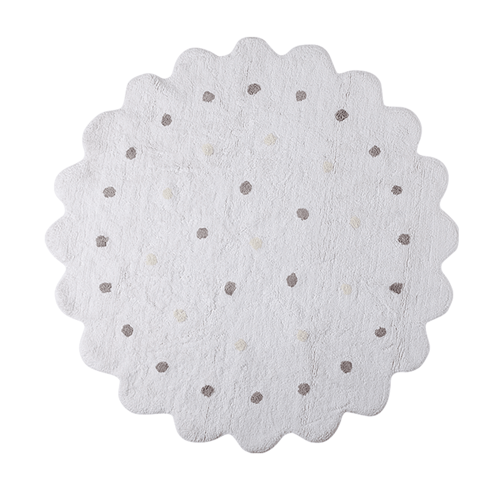 Galletita Rug White - The Project Nursery Shop - 2