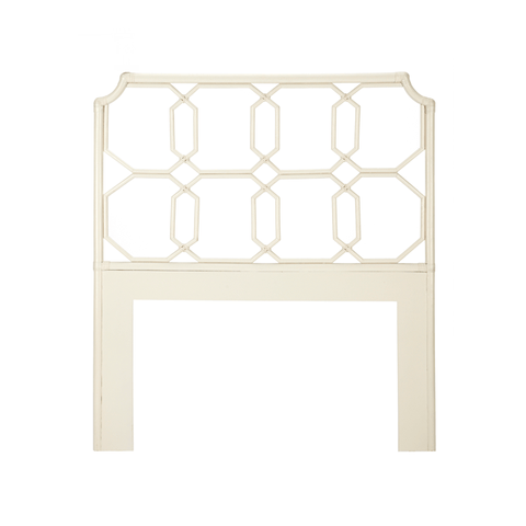 Muse Toddler Bed - White/Natural