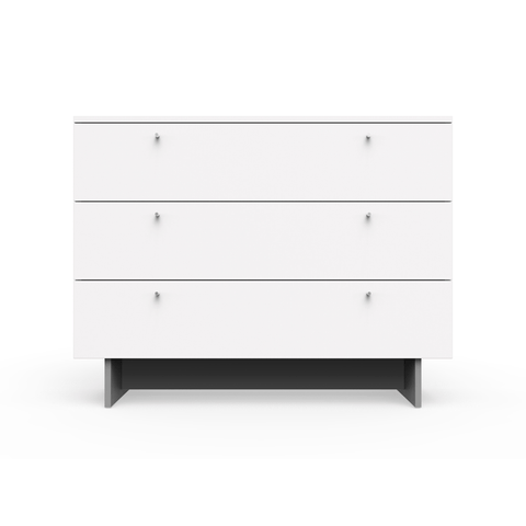 Gelato 3-Drawer Changer Dresser with Removable Changing Tray