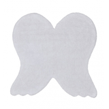 Silhouette Wings Rug  - The Project Nursery Shop - 1