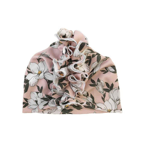 Frilly Cap Magnolia Print - Project Nursery