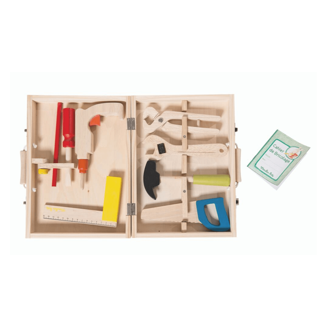 """I Am Working"" Tool Set - Project Nursery"