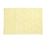 Hippy Rug Yellow - The Project Nursery Shop - 4