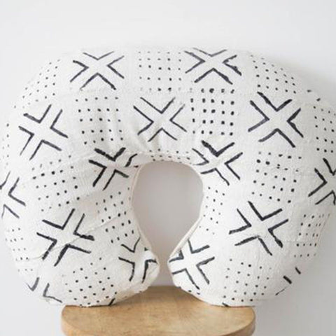 Heart Cut-Out Pillow