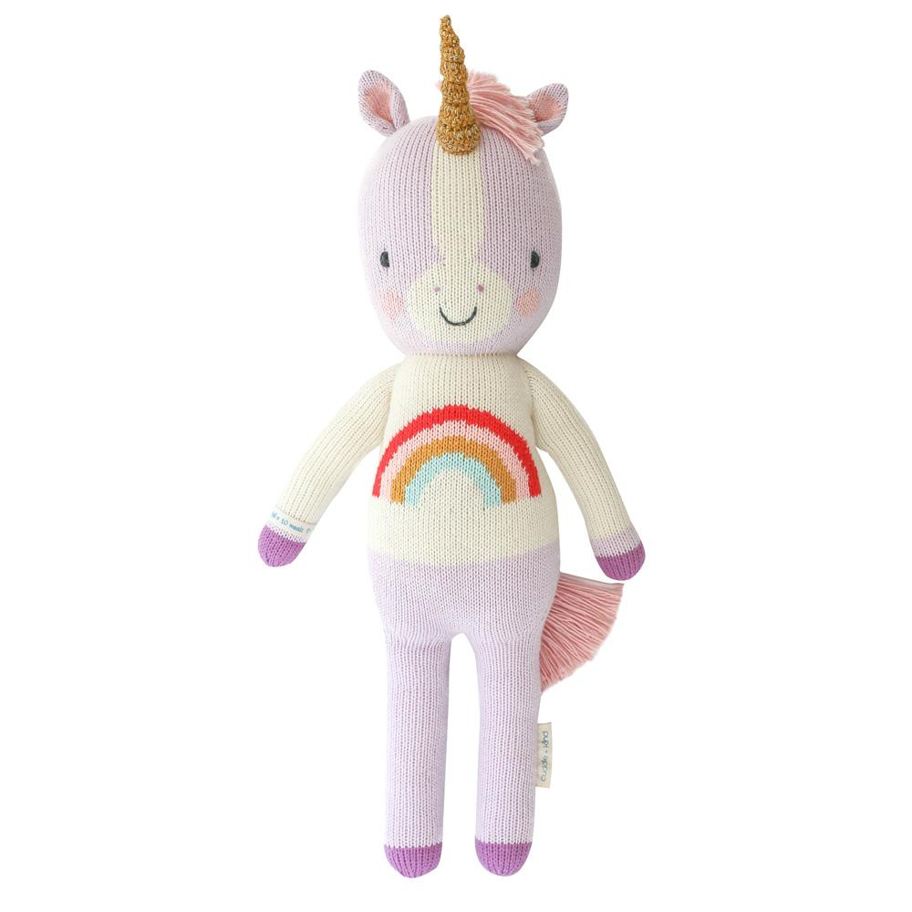 Zoe the Unicorn Stuffed Toy - Project Nursery