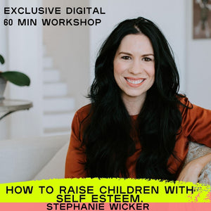 HOW TO RAISE CHILDREN WITH SELF ESTEEM