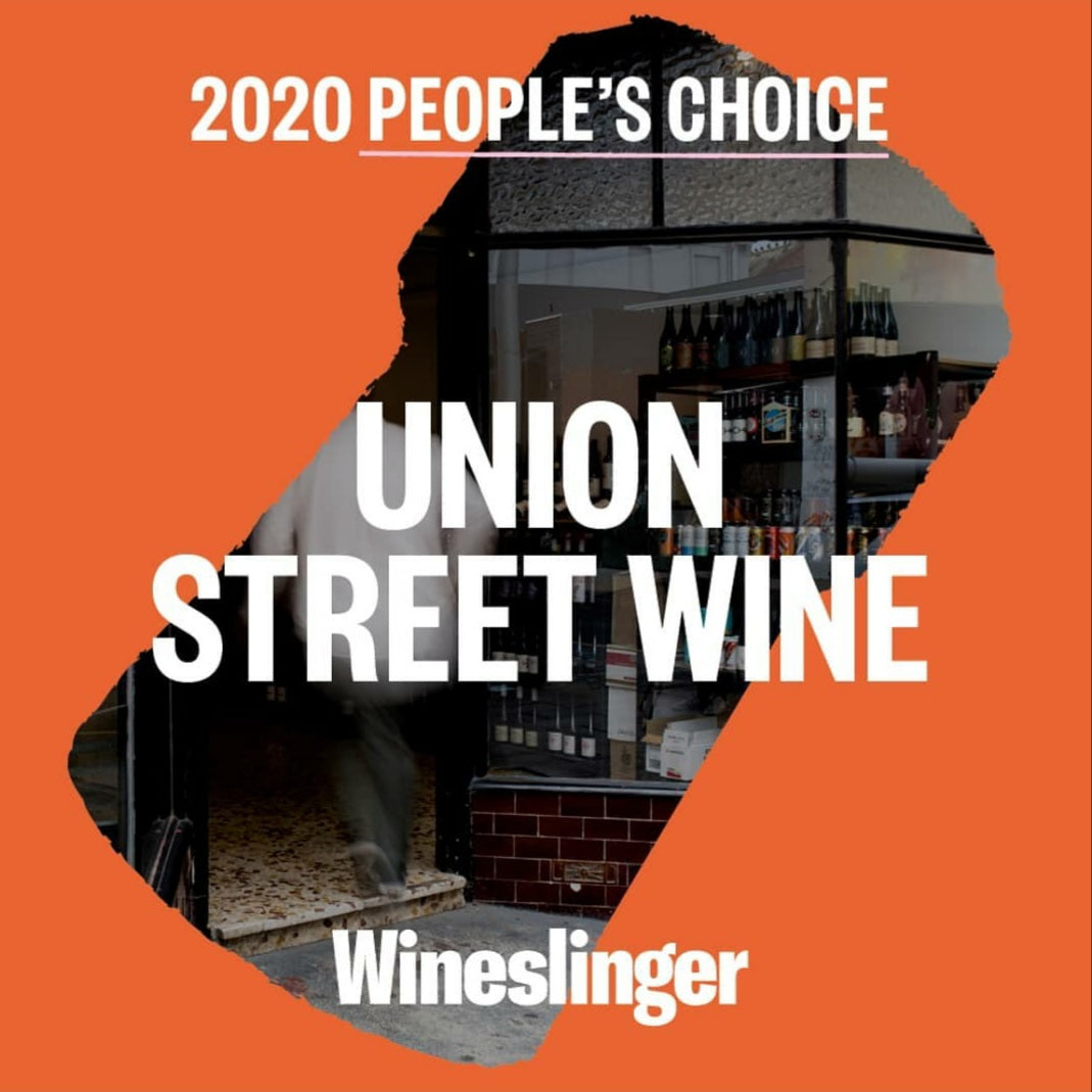 We have Won the People's Choice Award!! Young Guns of Wine- Wineslinger