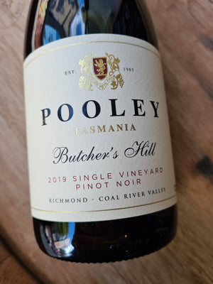 2019 Pooley Butchers Block Pinot Noir
