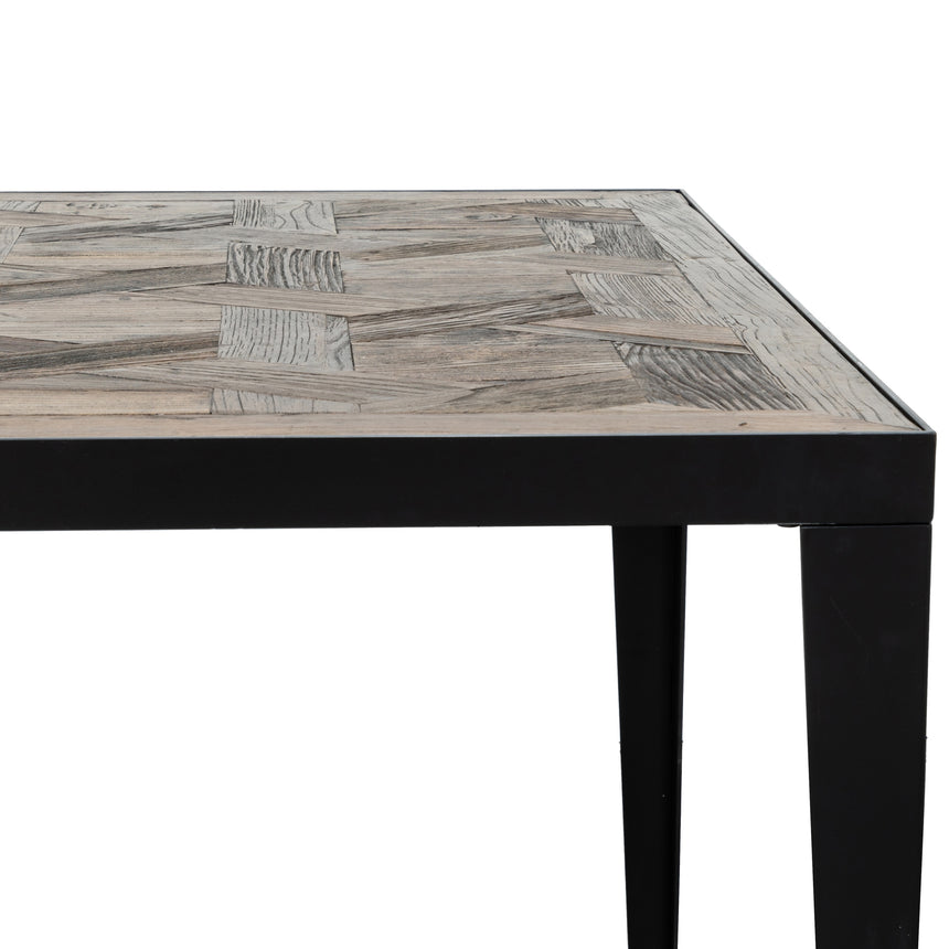 CDT2793-NI Dining Table - Dark Natural