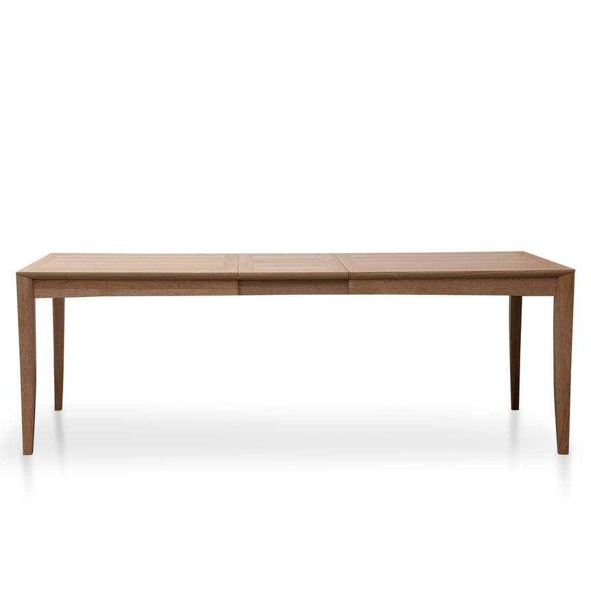 CDT2991-VN 6-8 Extendable Dining Table - Natural
