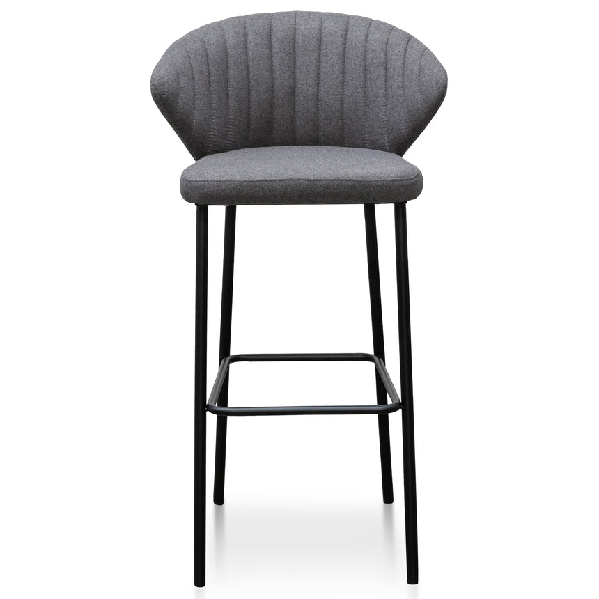 CBS2256-DW 75cm Bar Stool - Grey