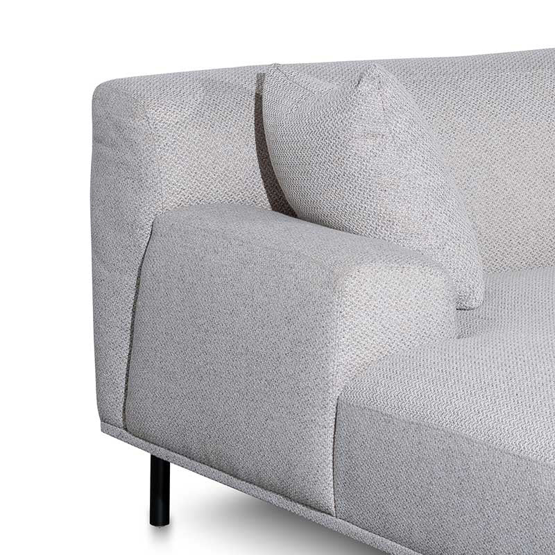 CLC6537-CA Left Chaise Sofa - Sterling Sand
