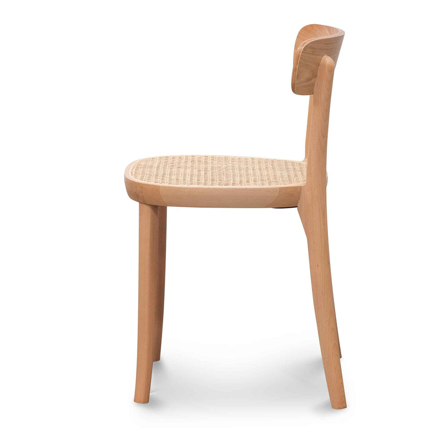 CDC6295-SD Rattan Dining Chair - Natural